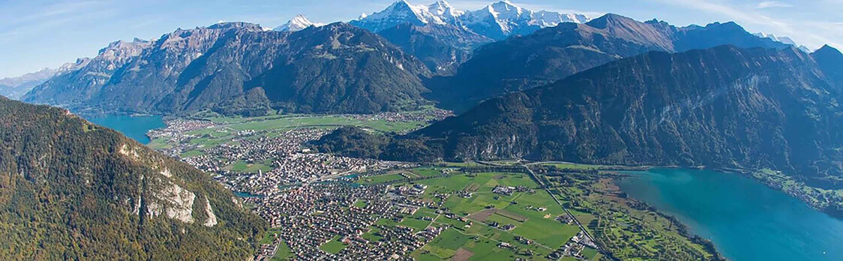 Eiger, Mönch und Jungfrau 1