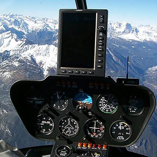Vorschaubild zu Valair Helikopter - St. Gallen / Altenrhein - FL - Zürich