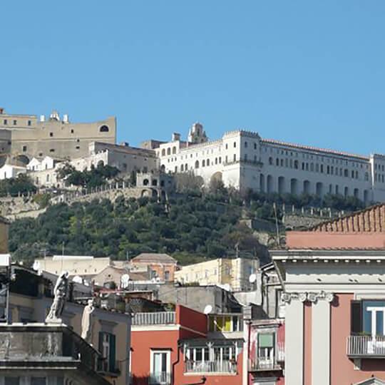 Vorschaubild zu Castel Sant'Elmo