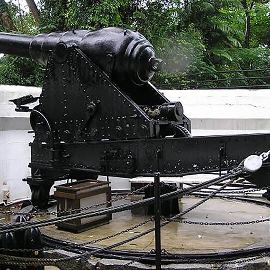 Vorschaubild zu Fort Siloso