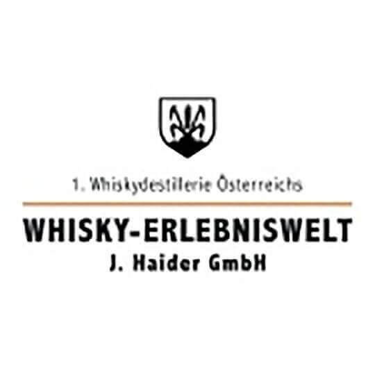 Logo zu Whisky-Erlebniswelt, Destillerie J. Haider