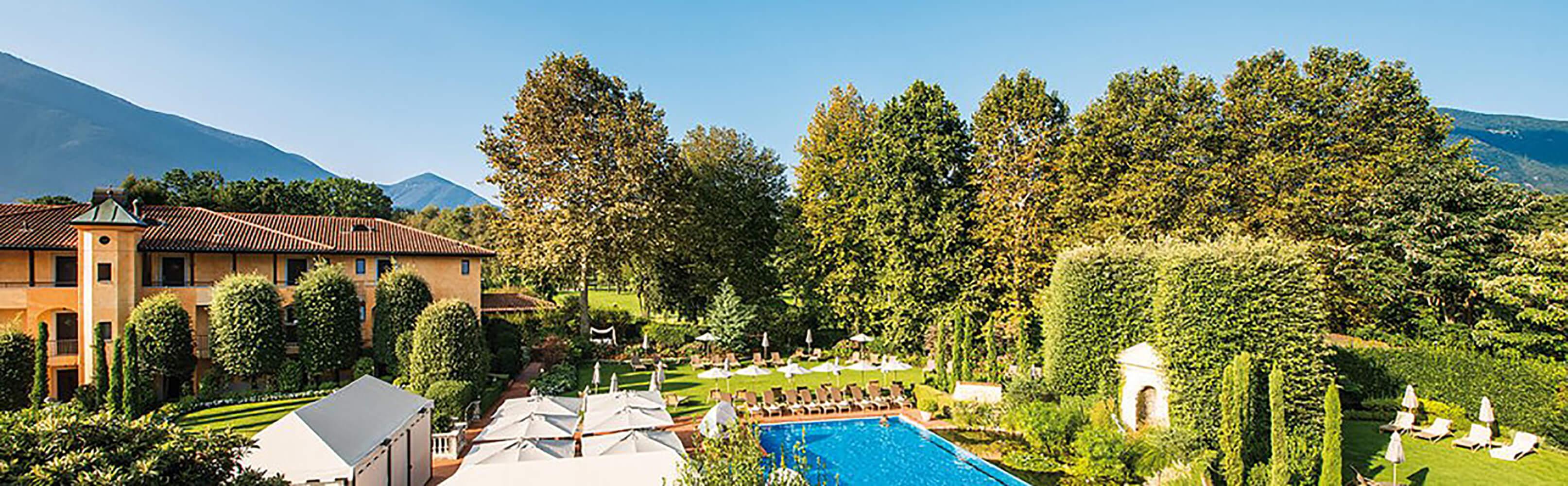 Hotel Giardino Ascona 1