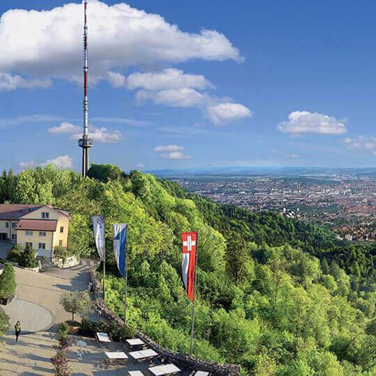 Uetliberg - Naturparadies mitten in der Stadt Zürich 10