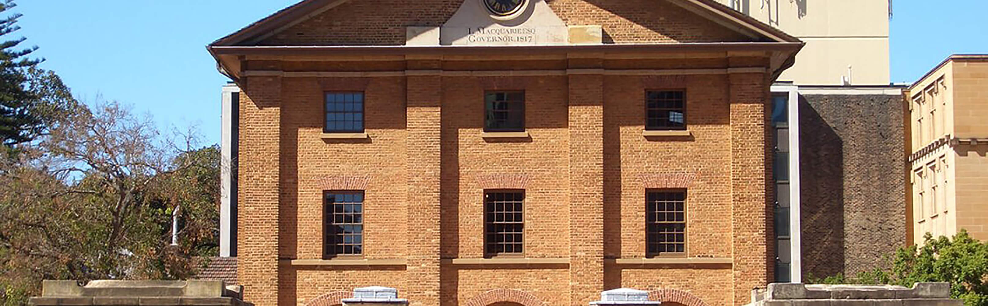 Hyde Park Barracks 1