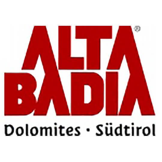 Logo zu Alta Badia - in den Dolomiten, UNESCO Weltnaturerbe