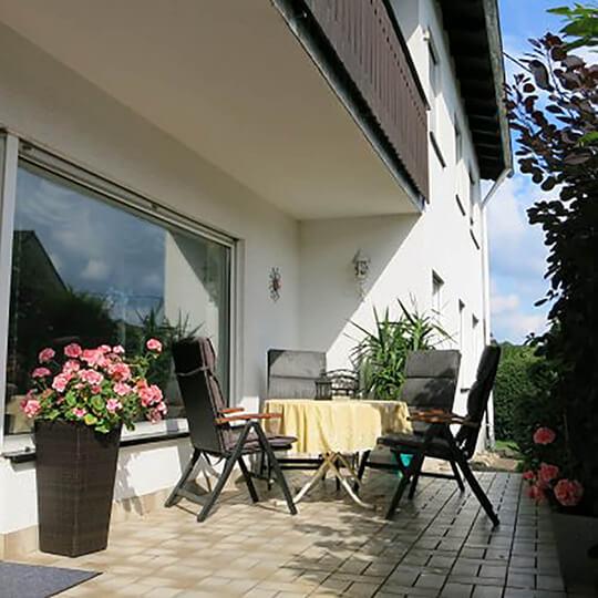 Vorschaubild zu Ferienwohnung **** Am Bosenberg in St. Wendel, Nähe Bostalsee, Saarland