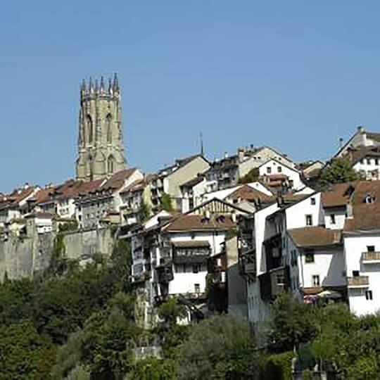 Vorschaubild zu Historische Stadt Fribourg