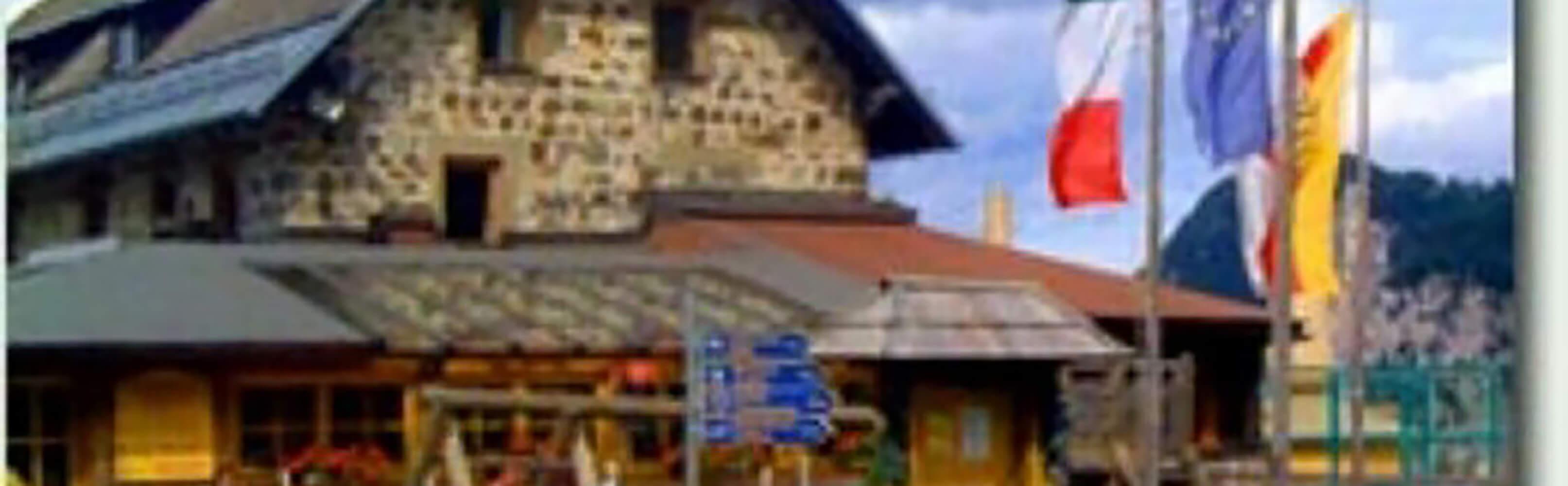Tressdorfer Alm Schihütte, Schaukäserei, Almgasthaus 1