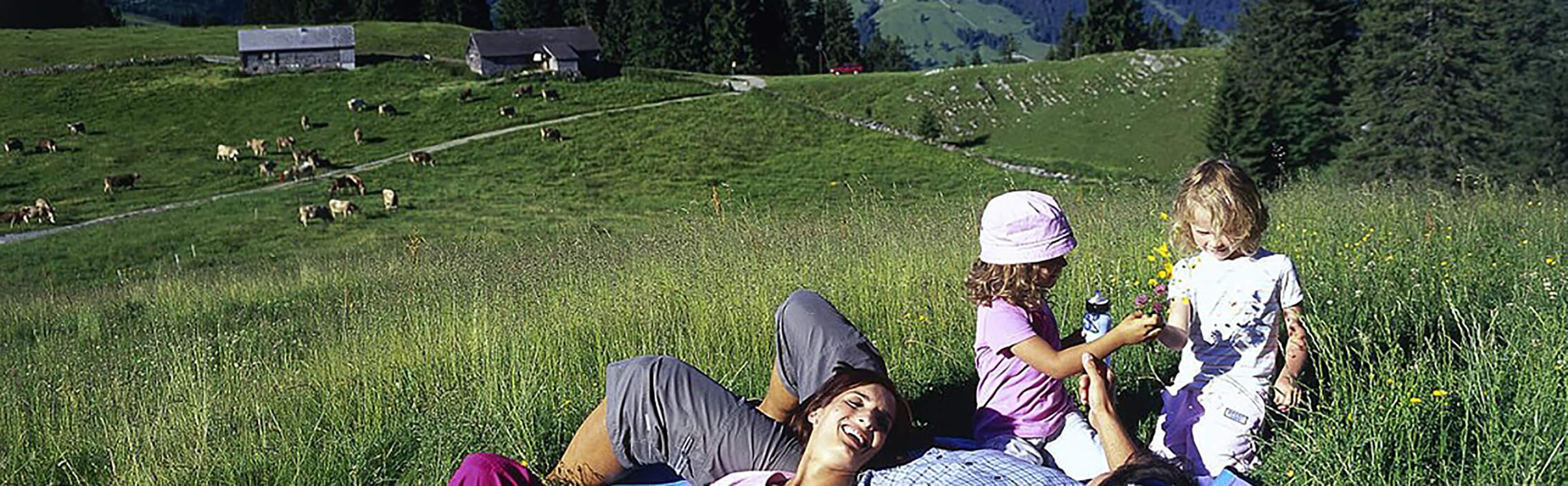 Bergrestaurant und Bergbahn Gamplüt, Wildhaus/Toggenburg 1