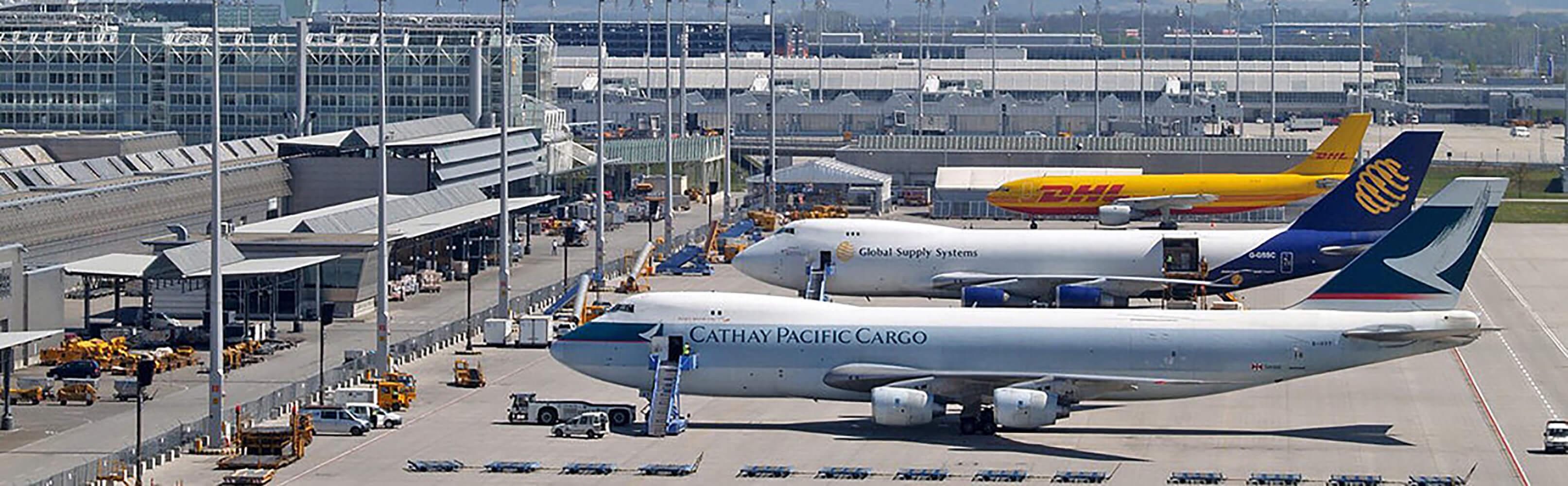 Flughafen München Besucherpark - Das Ausflugsziel 1