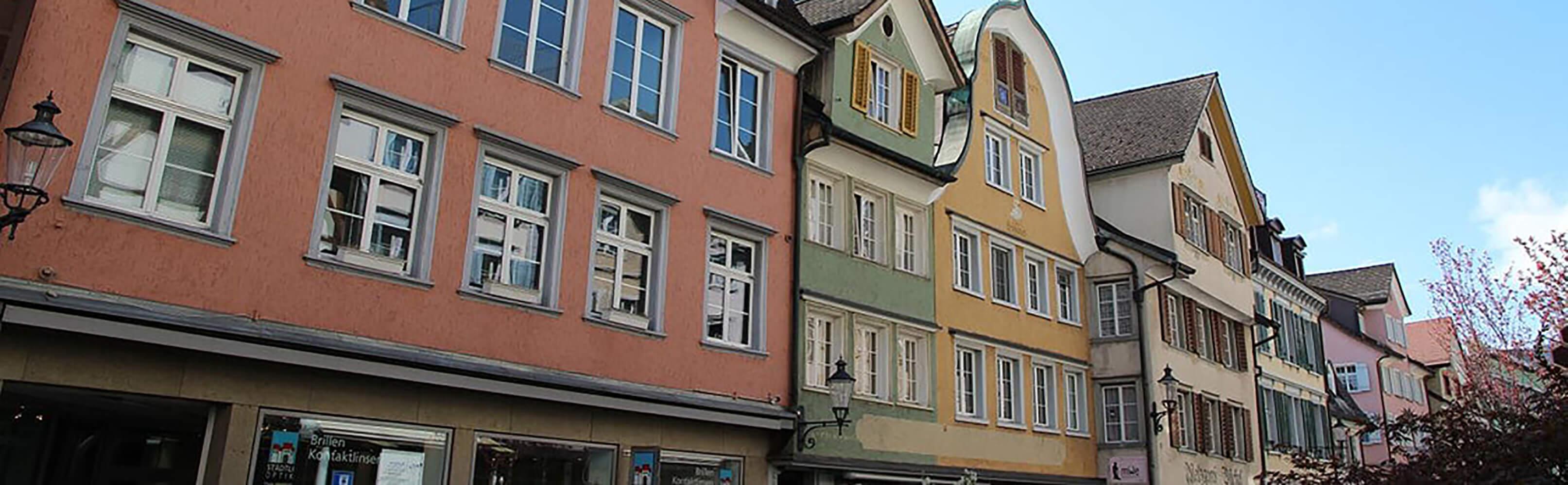 Altstadt von Altstätten 1