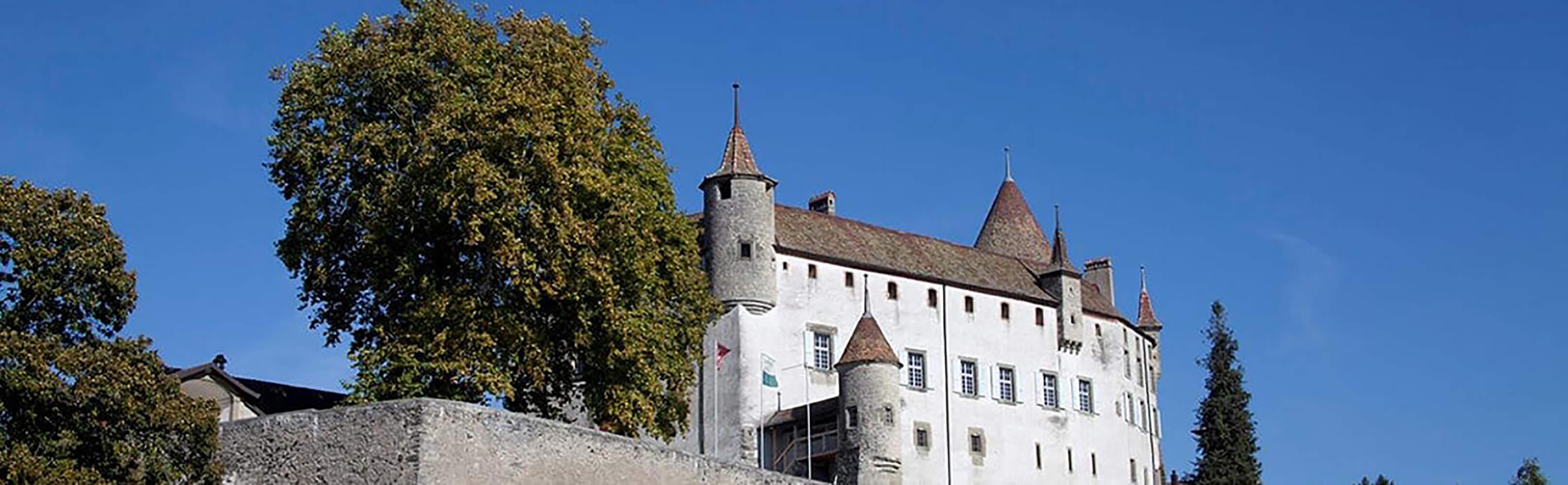 Château d'Oron in Oron-le-Châtel 1
