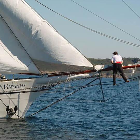 Vorschaubild zu Segeln wie in alten Zeiten auf einem Traditionsschiff in der Bretagne und den Kanalinseln