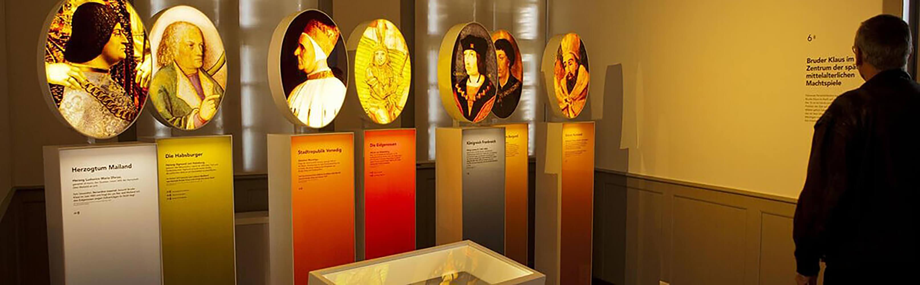 Museum Bruder Klaus Sachseln 1