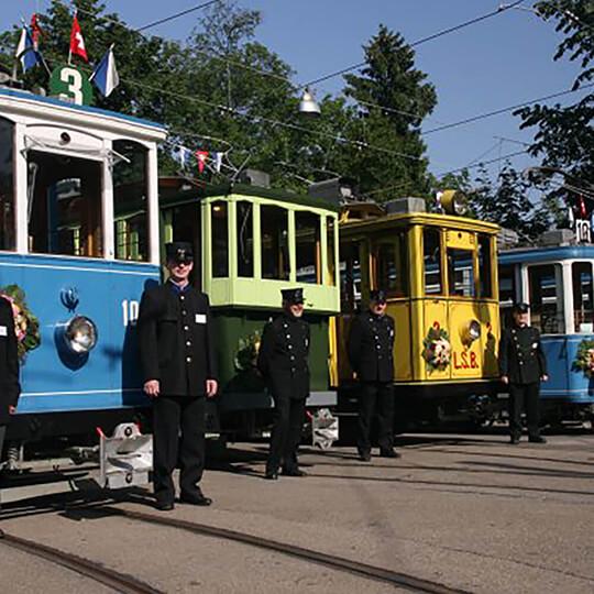 Vorschaubild zu Tram-Museum Zürich