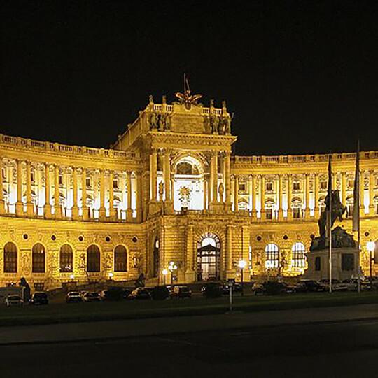 Vorschaubild zu Hofburg