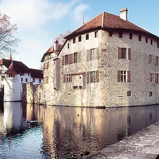 Vorschaubild zu Schloss Hallwyl, Seengen
