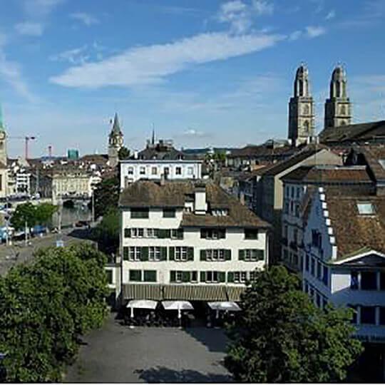 Vorschaubild zu Altstadt Zürich