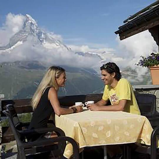 Sunnegga Zermatt