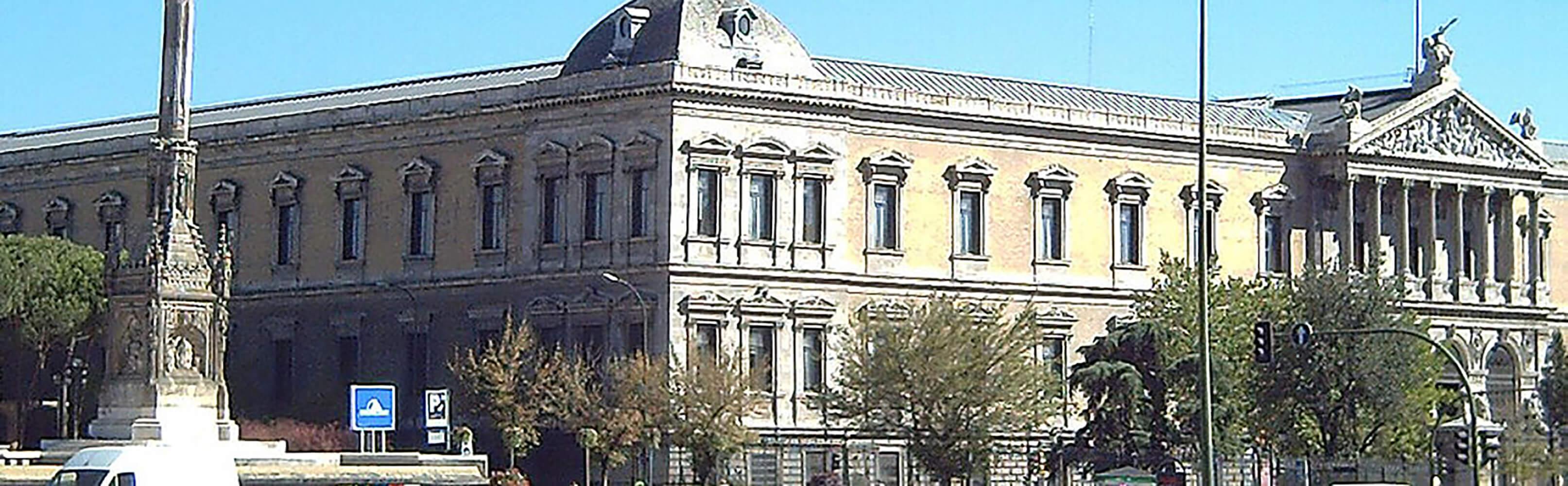 Plaza de Colón (Madrid) 1