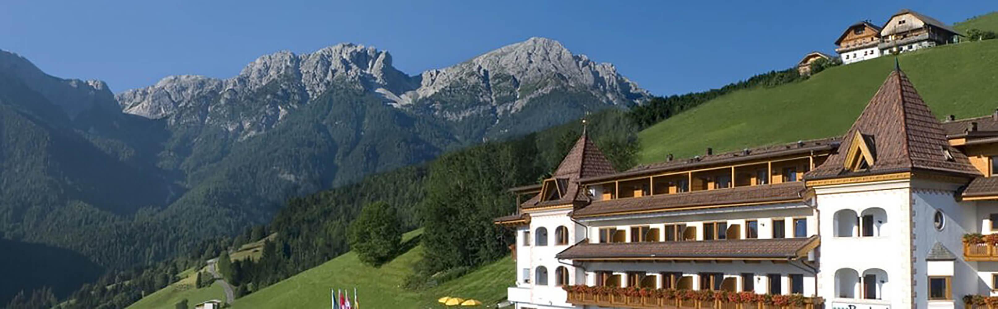 Ihr Wellnesshotel in den Dolomiten von Südtirol 1
