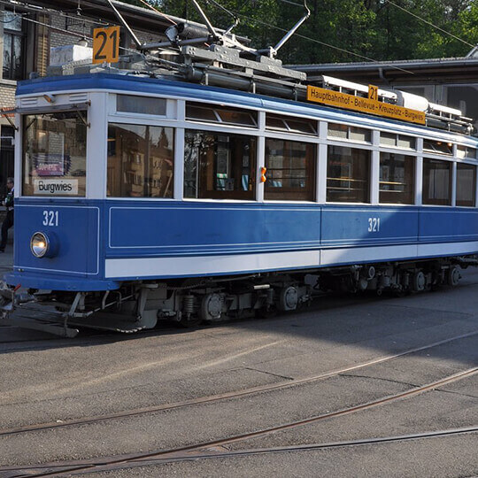 Tram-Museum Zürich 10