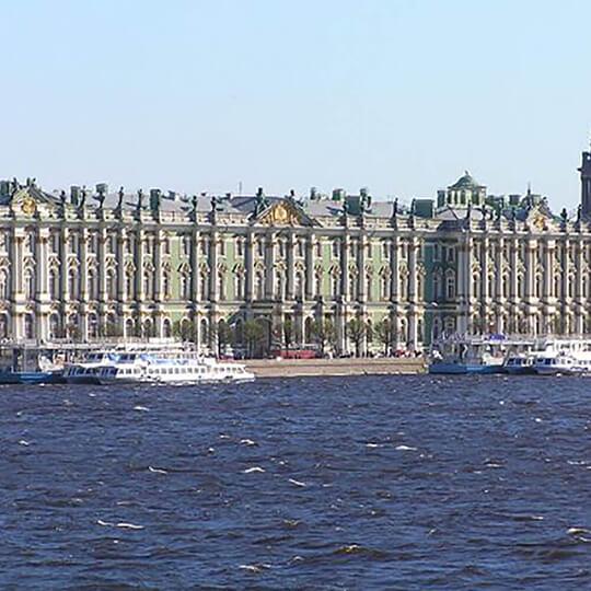 Vorschaubild zu Eremitage (Sankt Petersburg)