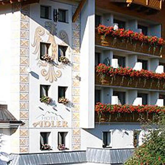 Familienhotel Adler Serfaus - Bei uns  10