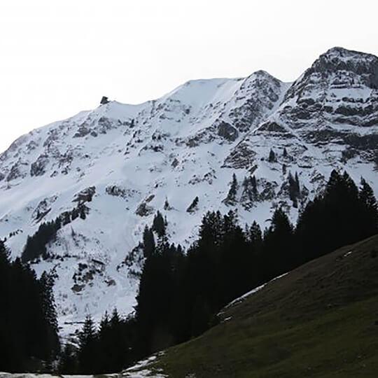 Vorschaubild zu Aussichtsplattform Moléson, Moléson-sur-Gruyères