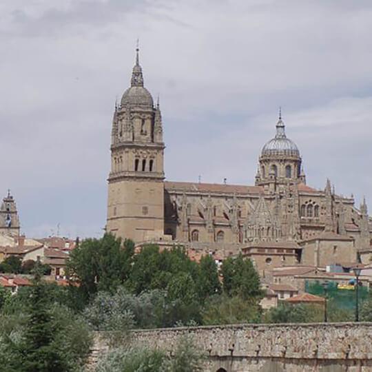 Vorschaubild zu Catedrales de Salamanca