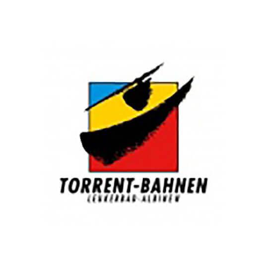 Logo zu Torrent-Bahnen Leukerbad-Albinen - Hoch hinaus