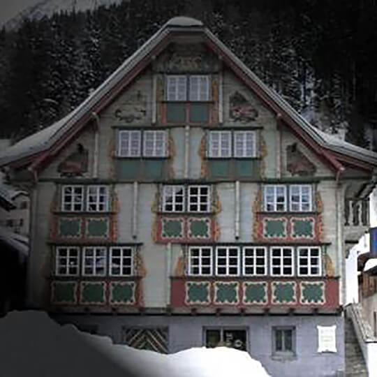 Vorschaubild zu Talmuseum Ursern Andermatt