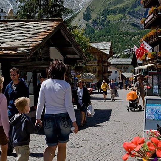Vorschaubild zu Alpine Wellness in Saas-Fee und im ganzen Saastal