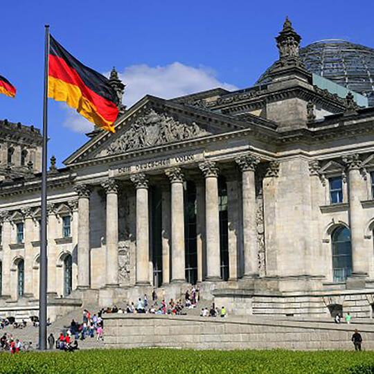 Vorschaubild zu Reichstagsgebäude