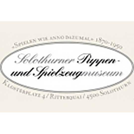Logo zu Solothurner Puppen- und Spielzeugmuseum