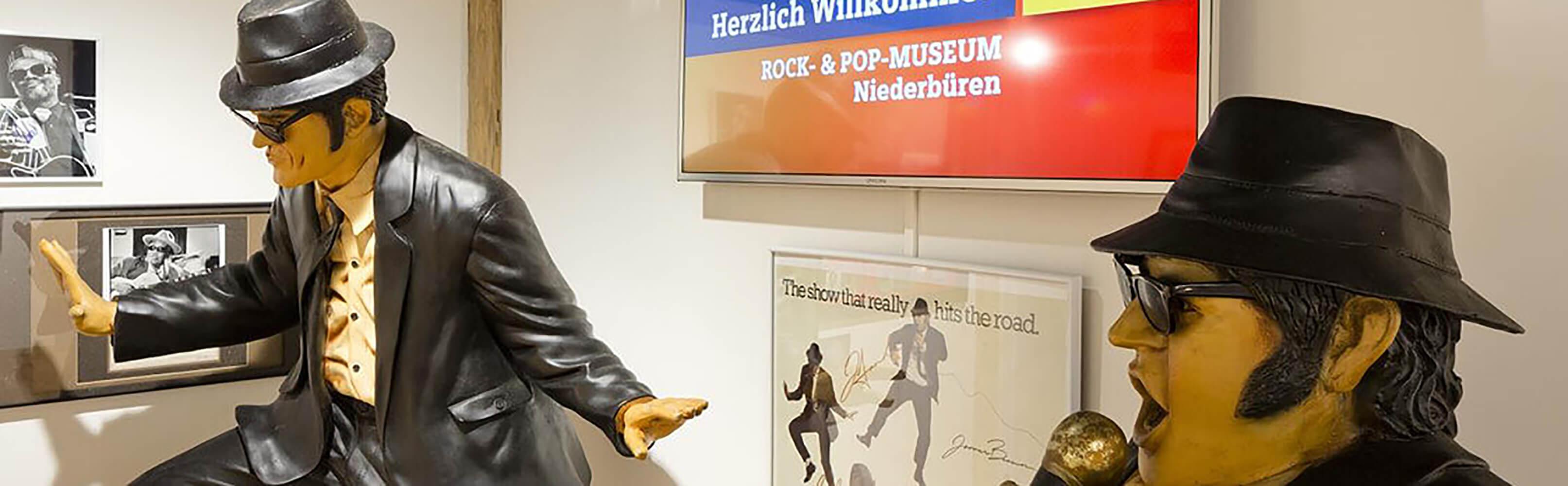 Rock- & Pop-Museum Niederbüren 1