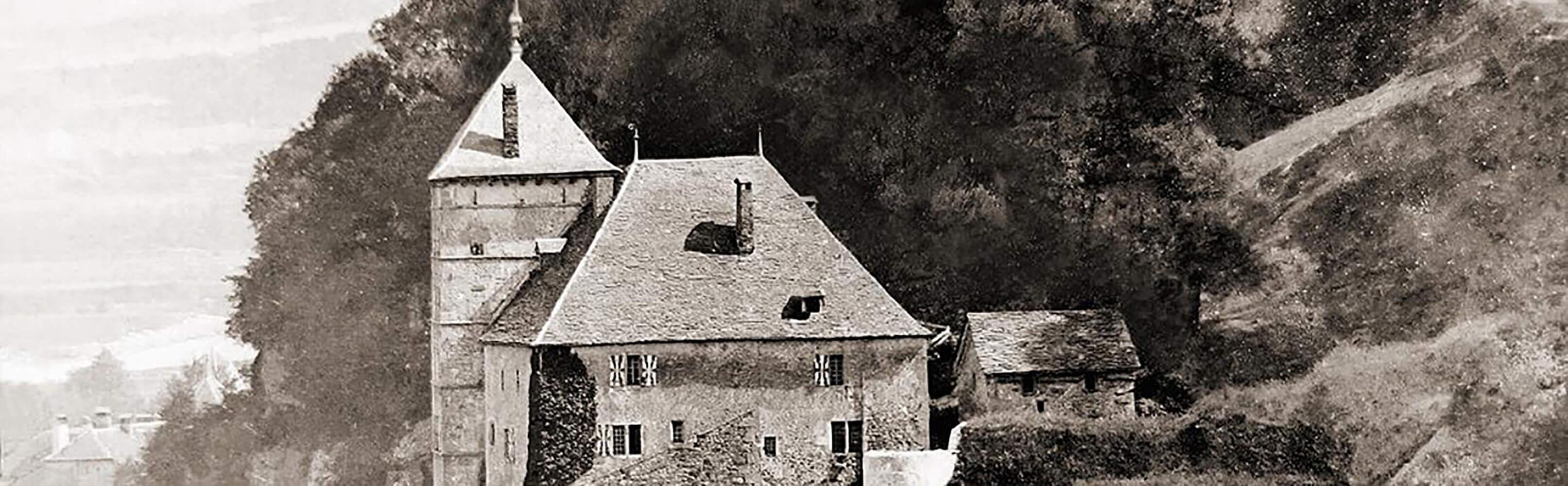 Château de St-Maurice 1