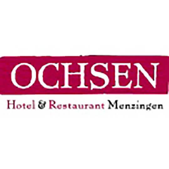 Logo zu Hotel OCHSEN heisst Sie herzlich Willkommen