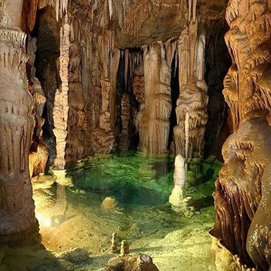 Vorschaubild zu  Tropfsteinhöhle Katerloch
