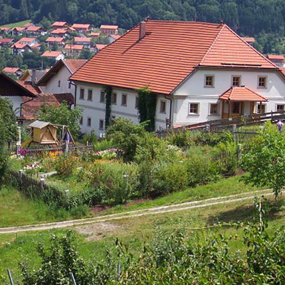 Urlaub auf dem Bauernhof - Kräuterhof im Bayerischen Wald