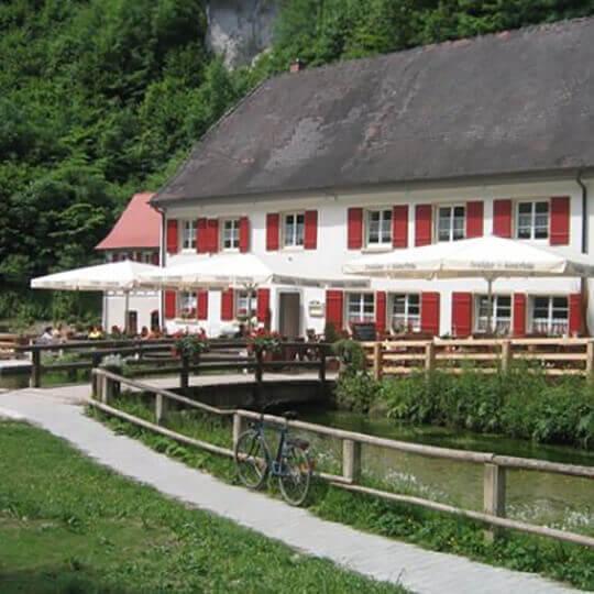 Naturerlebnis Wimsener Höhle 10