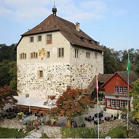 Vorschaubild zu Schloss Oberberg Gossau