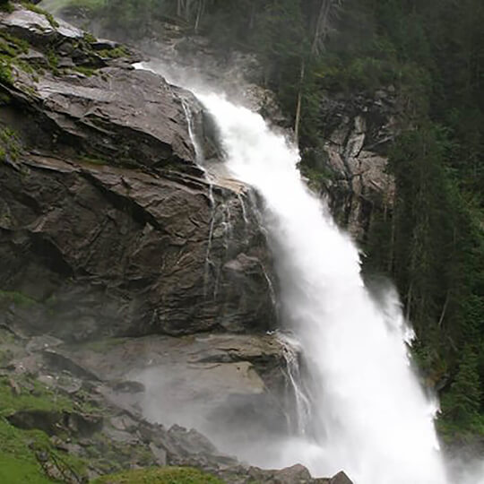 Vorschaubild zu Krimmler Wasserfälle