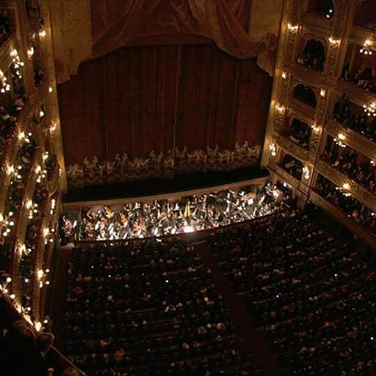 Vorschaubild zu Teatro Colón