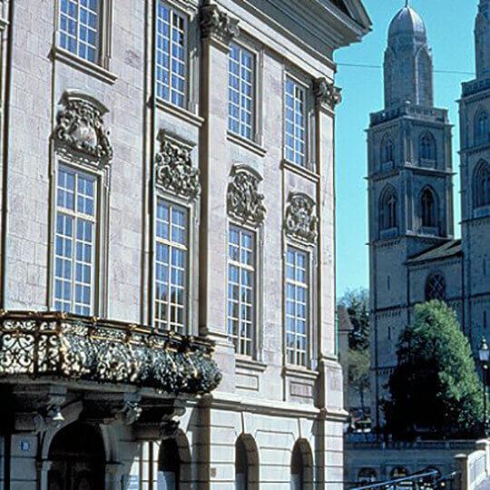 Zunfthaus zur Meisen Zürich 10