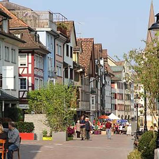 Vorschaubild zu Altstadt von Altstätten