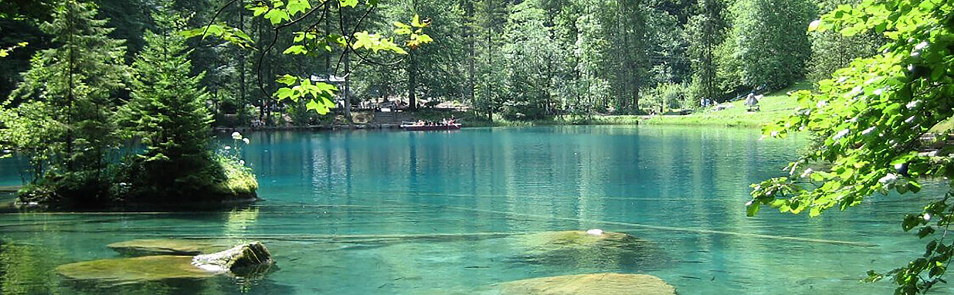 Blausee und Naturpark Blausee 1