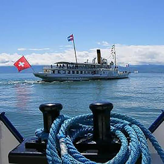 Vorschaubild zu Genfersee (Lac Léman) Schifffahrt