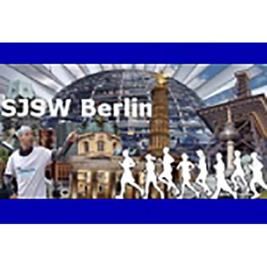 Logo zu SJSW Sightjogging / Sightwalking Berlin - sportliche Stadtführungen