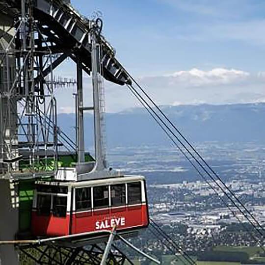 Vorschaubild zu Mont Salève Genève